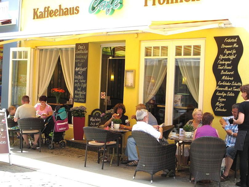 Kaffeehaus am Apollonienmarkt